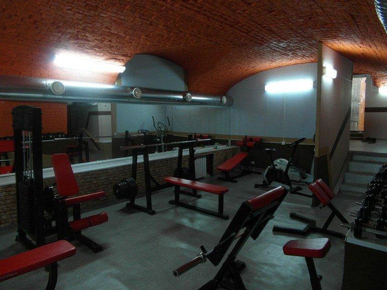 Тренажёрный зал FitZone (Пермь)